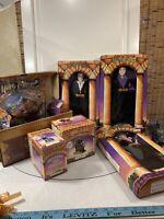 Harry Potter Lot Gund Harry Ron Hermione Doll Dog Figure Secret Boxes Games