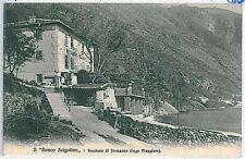 CARTOLINA d'Epoca - VARESE : Tronzano - RONCO SCIGOLINO 1917