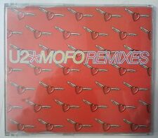 U2 Mofo Remixes Cd-Single UK 1997 3 temas