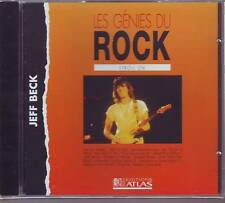 JEFF BECK stroil on (CD)  (les genies du rock editions atlas)