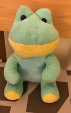 Wonder Treats Frog Soft Colorful Stuffed Plush Animal Toy Cute Easter Gift Kids