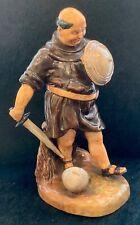 Royal Doulton Figurine Friar Tuck Hn 2143 Old Stamp Copr 1953 Doulton & Co