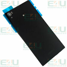 Black Mobile Phone Battery Covers for Sony Xperia Z5