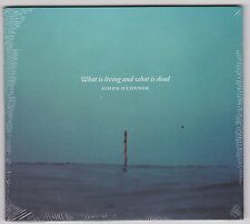 SIMON O'CONNOR - WHAT IS LIVING AND WHAT IS DEAD..CD ALBUM NEW SEALED