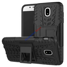 For Samsung Galaxy J7 J5 J3 (2017) Case Hybrid Tough Armor Kickstand Phone Cover