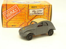 Norev Hachette 1/43 - Citroen 2CV Prototype Cyclope 1942