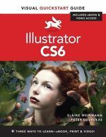 Visual QuickStart Guide Illustrator CS6 ACCESS CODE unused, Peter Lourekas