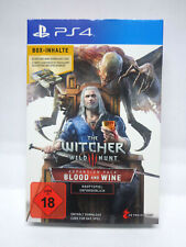 Playstation 4 Spiel- The Witcher III (3) Blood & Wine:NUR DAS KARTENSPIEL-GWINT