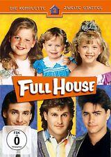 FULL HOUSE, Staffel 2 (John Stamos, Bob Saget) 4 DVDs NEU+OVP