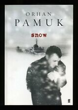 Orhan Pamuk - Snow; DOUBLE SIGNED PROOF