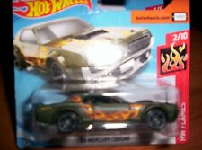 MERCURY COUGAR 1968 - HOT WHEELS - SCALA 1/64