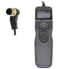 MC-36B LCD Wired Timer Shutter Release Remote Control
