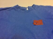 SYRACUSE UNIVERSITY ORANGEMEN 1980s VINTAGE LARGE STITCHED T-SHIRT 80s
