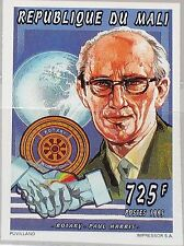 MALI 1995 1461 B 753 IMPERF Paul Harris Rotary Founder Charity Organization MNH