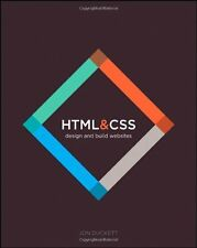HTML & CSS: Design and Build Web Sites By Jon Duckett