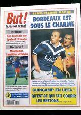 BUT Football 23/08/1996; Jean Pierre Papin et Bordeaux/ Guingamp en UEFA