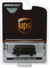 1:64 GreenLight *HOBBY EX* UPS Volkswagen VW Panel Delivery Van *NIP*