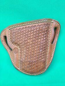 Vintage El Paso Saddlery Co. P226 P220 Sig Sauer RH Leather Belt Holster