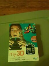 Hasbro my 3D Eye-popping 3D viewer for your IPhone & iPod touch