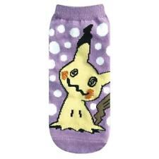Pokemon Socks for Women Skitty Pink 23-25 cm 1 Pair From Japan
