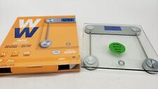 Weight Watchers Glass Scale Clear - Conair