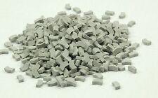 Juweela 24107 Spur 0 Pflastersteine grau Mix (1000 Stück)