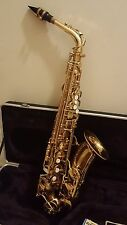 Alto Saxophone, Selmer AS700, parts included: reeds, mouth piece, cleaner