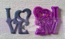 Love cookie fondant cutter UK seller