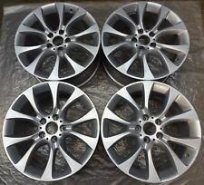 4 BMW Alufelgen Styling 450 9Jx19 ET48 6853953 X5 F15 F2012