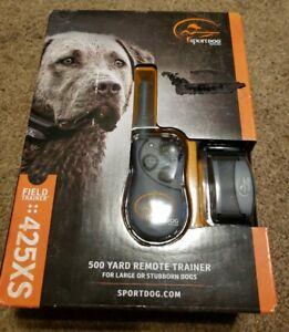 SportDOG FieldTrainer SD-425XS Remote Dog Trainer - 500 Yard Range NIB