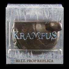 KRAMPUS Bell Prop Movie 1:1 Life Size Replica Christmas Genuine WETA Studios