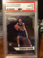 2016-17 Panini Prizm #131 -BRANDON INGRAM - ROOKIE! All-Star PSA 10! QTY!