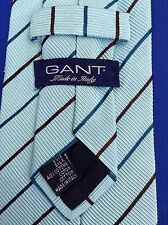 Excelente Gant USA Corbata De Seda Mezcla M. I. Italia
