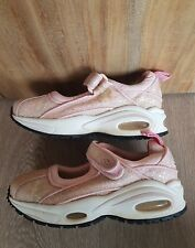 Org. Buffalo Plateau Vintage Sneaker Glitter Rosa Barbie rosa Techno gr.37 90er