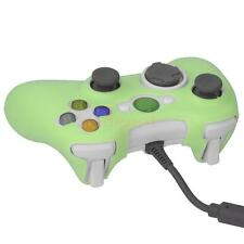 Luminous Silicone Shell Case Skin for Xbox 360 Wireless Controller Green