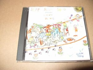 Jeff Scott Soto Love Parade cd 12 tracks Near Mint Condition