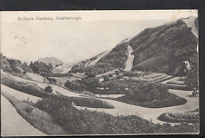 Yorkshire Postcard - Holbeck Gardens, Scarborough   R637
