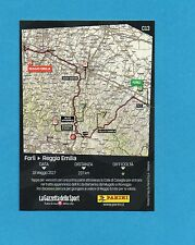 PANINI-100° GIRO D'ITALIA-Figurina/CARD C13- 12^ TAPPA : FORLI'-REGGIO EM. -NEW