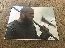 Travis Fimmel Autographed 8x10 Photo Warcraft Vikings Tarzan  PROOF