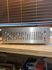 Pioneer Sg-9500 Graphic Equalizer