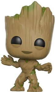 Funko POP Marvel Guardians of the galaxy vol.2 202 Baby Groot