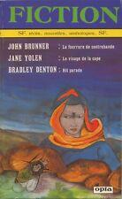 Revue Fiction N°369 - Brunner, Williams, Yolen, Denton... Décembre 1985