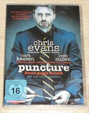 Puncture (2011) NEU !! Chris Evans, Mark Kassen, Vinessa Shaw, Brett Cullen, DVD