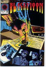 BLACKMOON (1987) #3 Solson Publications VF/NM
