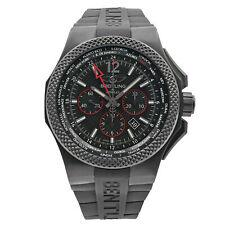 Cuerpo ligero Breitling Bentley GMT Titanio Negro Esfera Reloj VB043222/BD69-222S