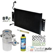 New A/C AC Condenser Kit Fits: 2000 - 2001 Oldsmobile Alero L4 2.4L V6 3.4L