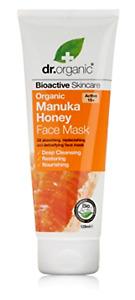 Dr. Organic Bioactive Skincare Organic Manuka Honey Active 15+ face mask 125ml