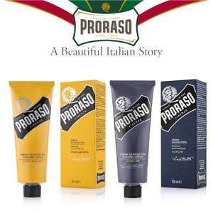 Proraso Shaving Сream 100ml/3.4Oz Azur & Lime, Wood & Spice