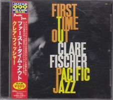 CLARE FISCHER - first time out CD japan edition