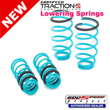 Traction-S Sport Springs For NISSAN SENTRA 2000-2006 B15 Godspeed# LS-TS-NN-0012